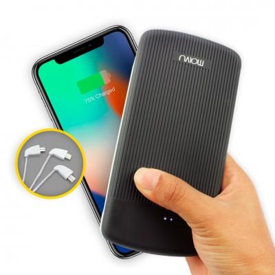 Batería portátil para Samsung y iPhone