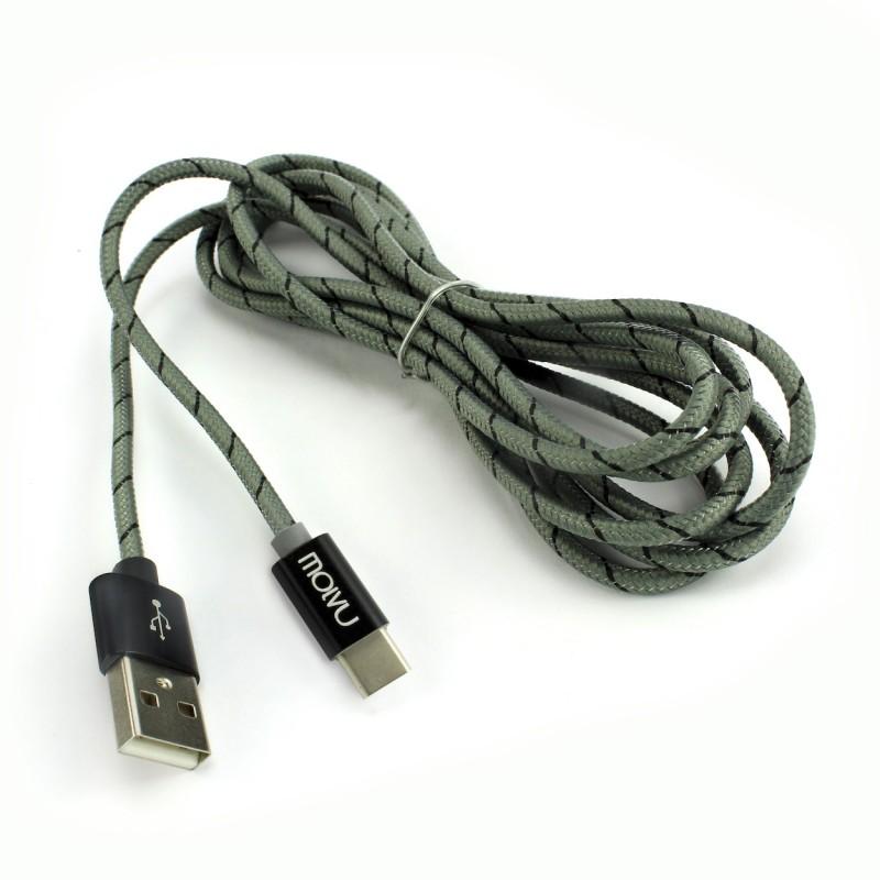 Cable USB Tipo C ** SIN EMPAQUE