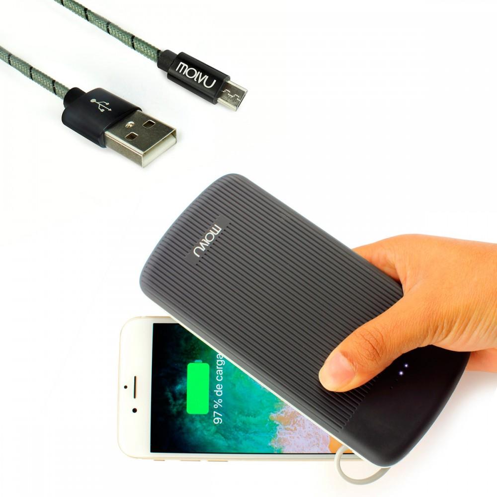 Batería + Cable microUSB