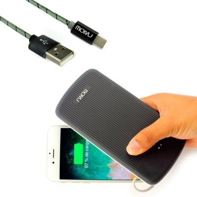 Batería + Cable tipo C