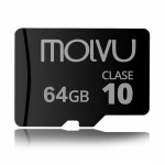 Memoria MicroSD 64GB Clase 10