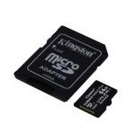 Memoria MicroSD Kingston 64GB Clase 10