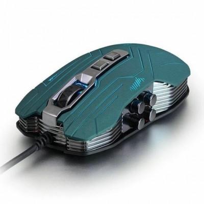Mouse USB G5 verde