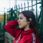 Audífonos Molvu X Negros