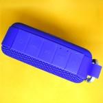 Bocina portátil Dipidot azul