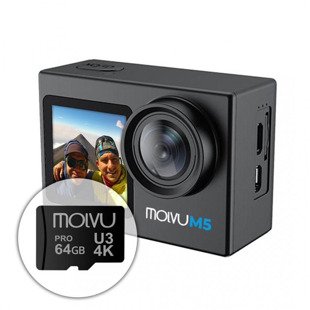Cámara M5 + memoria de 64GB