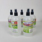 Desinfectante con alcohol en spray 500ml (5 PACK)
