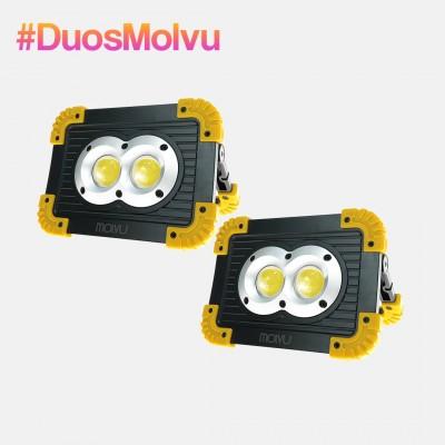 Duo Fuego2 1200lm