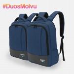 Duo Mochila U2 Azul