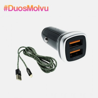 Duo boost y cable lightning