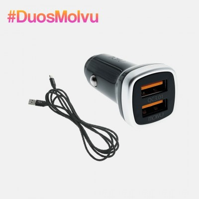 Duo boost y cable TipoC
