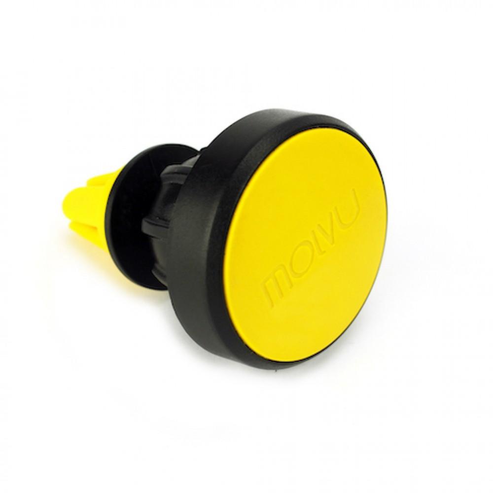 Sujetador magnético AC Amarillo
