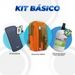 Estuche + Batería + Desinfectante