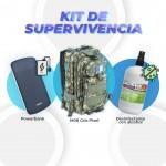 Mochila + Batería + Desinfectante