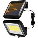 Linterna LED solar 200lm