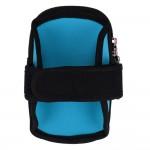 Armpack deportivo para brazo Celeste