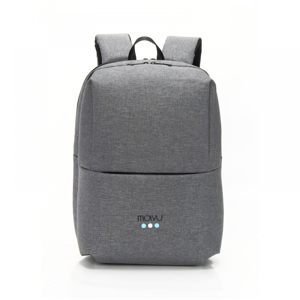 Mochila Business Gris