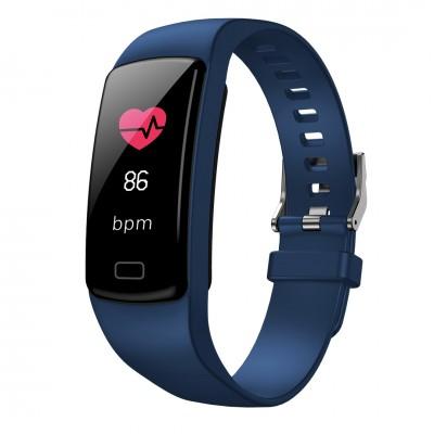 Reloj inteligente T1 Azul