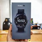 Reloj inteligente T6 Acero Inox