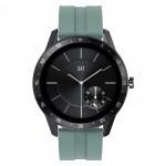 Reloj T6 pulsera verde y negra